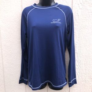 Vineyard Vines men's | Performance LS top